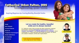 Catherine Oden Fulton, DDS