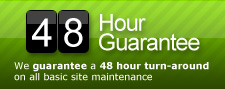 48 Hour Guarantee